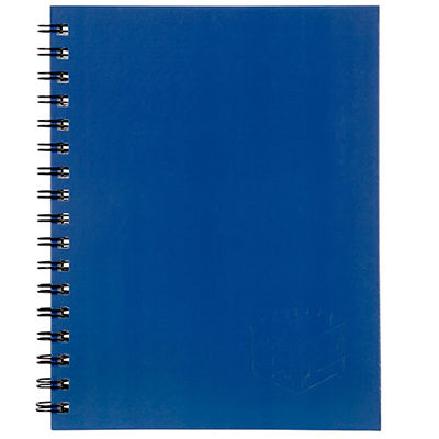 Image for SPIRAX 512 NOTEBOOK 7MM RULED HARD COVER SPIRAL BOUND A4 200 PAGE BLUE from Office National Perth CBD
