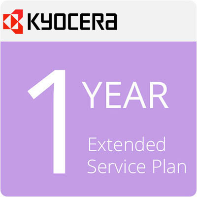 Image for KYOCERA KECO064 1 YEAR EXTENDED WARRANTY from Office National Hobart