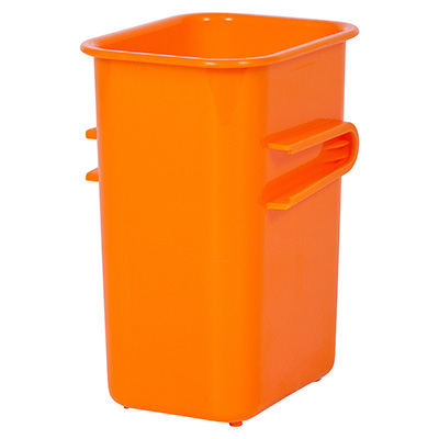 Image for ELIZABETH RICHARDS CONNECTOR TUBS ORANGE from Wetherill Park / Smithfield Office National
