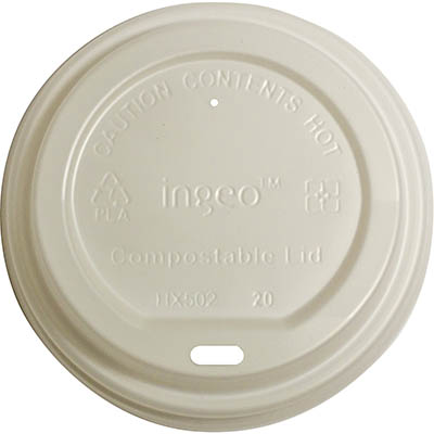 Image for ENVIROCHOICE GALLERY COFFEE CUP LID PACK 50 from Office National Capalaba