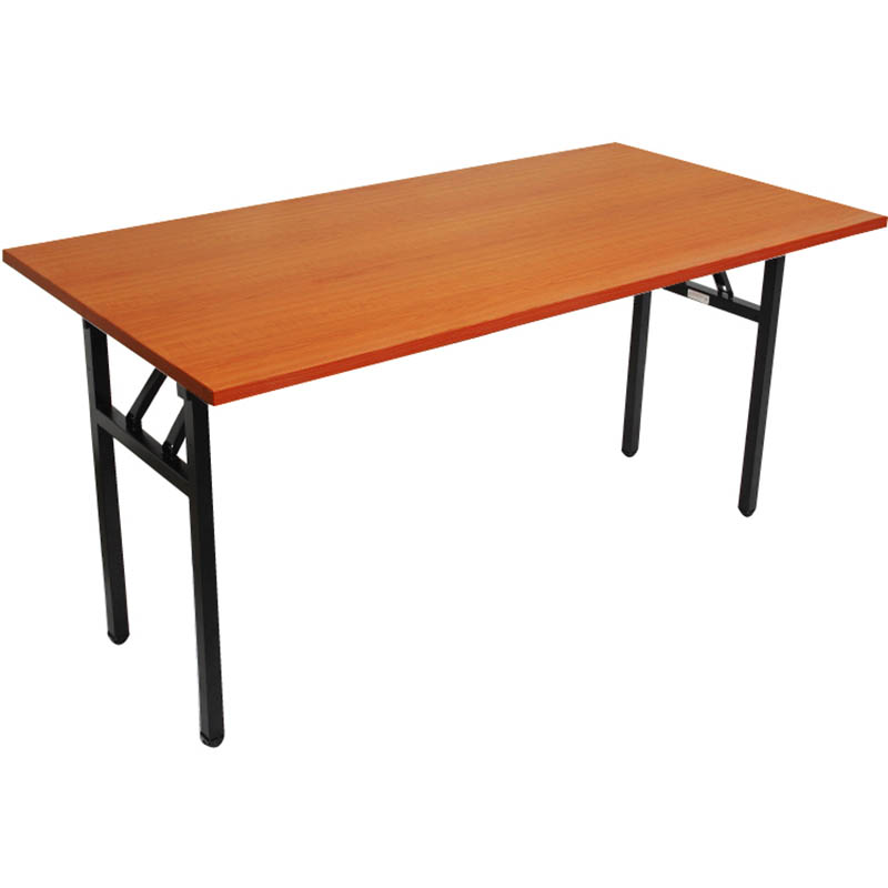 Image for RAPIDLINE FOLDING TABLE 1800 X 900MM CHERRY from City Stationery Office National