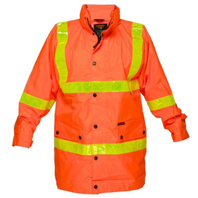 Image for PRIME MOVER MY306 RAIN JACKET WITH MICROPRISM TAPE from Ezi Office Supplies Gold Coast