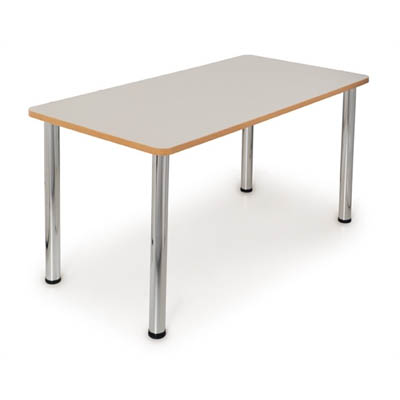 Image for QUORUM GEOMETRY MEETING TABLE RECTANGLE 1500 X 750MM from Office National Capalaba