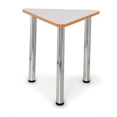 Image for QUORUM GEOMETRY MEETING TABLE 60 DEGREE TRIANGLE 750MM from City Stationery Office National