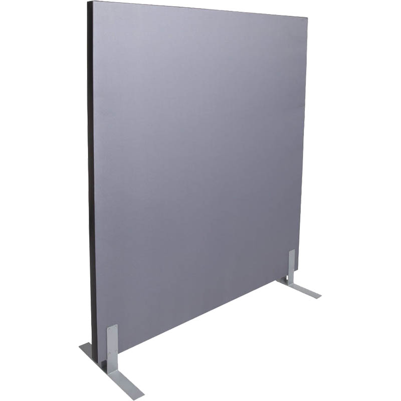 Image for RAPIDLINE ACOUSTIC SCREEN 1500 X 1500MM GREY from Wetherill Park / Smithfield Office National