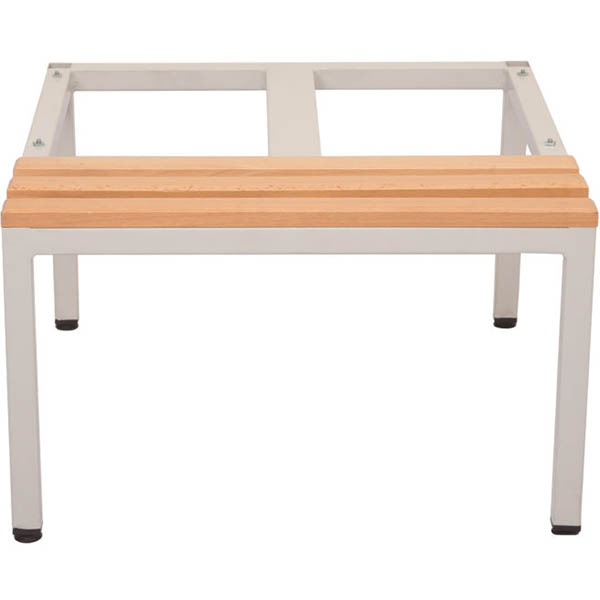Image for RAPIDLINE SEAT AND STAND 610 X 700 X 350MM SILVER GREY/LIGHT OAK from OFFICE NATIONAL CANNING VALE, JOONDALUP & OFFICE TOOLS OPD