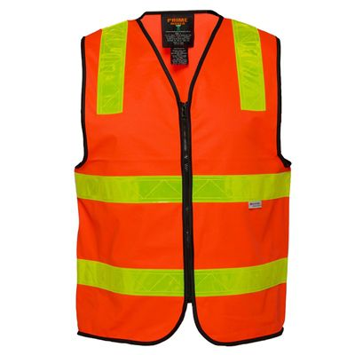 Image for PRIME MOVER MV338 VIC ROADS STYLE VEST from OFFICE NATIONAL CANNING VALE, JOONDALUP & OFFICE TOOLS OPD
