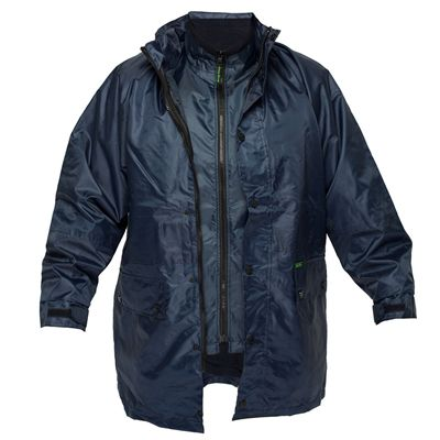 Image for PRIME MOVER MJ886 4-IN-1 LEISURE JACKET WITH ZIP from Office National Capalaba