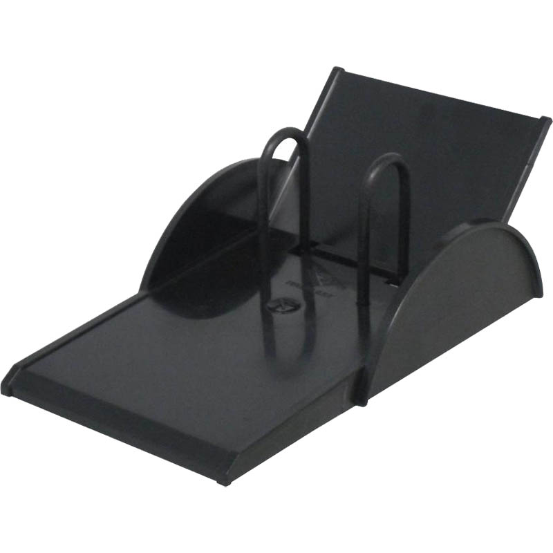 Image for ITALPLAST DESK CALENDAR STAND TOP OPENING BLACK from Office National Perth CBD