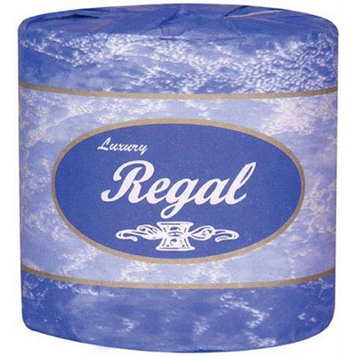 Image for REGAL LUXURY TOILET ROLL 2PLY 400 SHEETS from City Stationery Office National