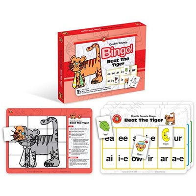 Image for BEAT THE TIGER BINGO DOUBLE SOUNDS GAME from Wetherill Park / Smithfield Office National