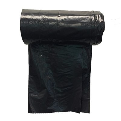Image for REGAL HEAVY DUTY BIN LINER 240 LITRE BLACK ROLL 10 from Office National Capalaba