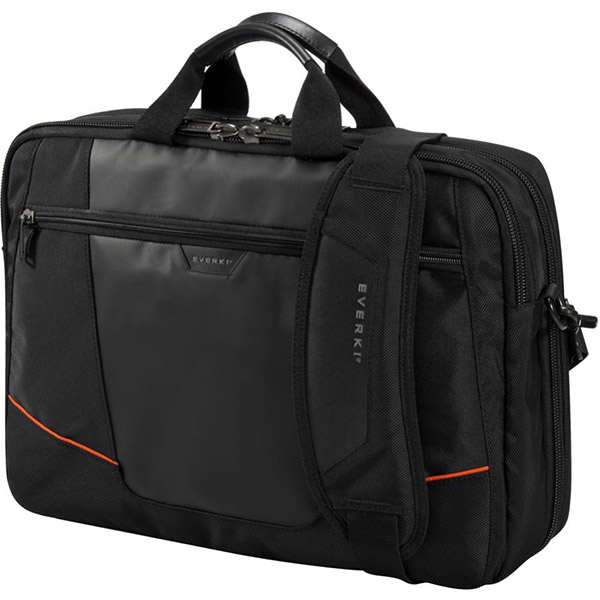 Image for EVERKI FLIGHT CHECKPOINT FRIENDLY BRIEFCASE 16 INCH BLACK from Mackay Business Machines (MBM)