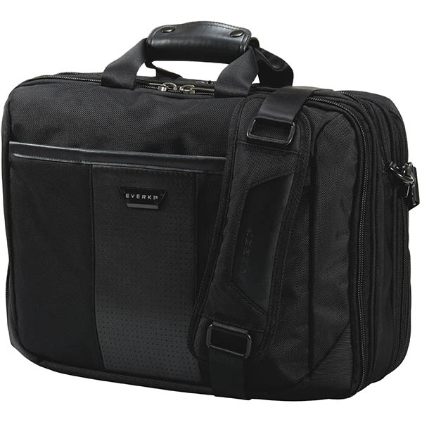 Image for EVERKI VERSA CHECKPOINT FRIENDLY BRIEFCASE 16 INCH BLACK from Office National Perth CBD
