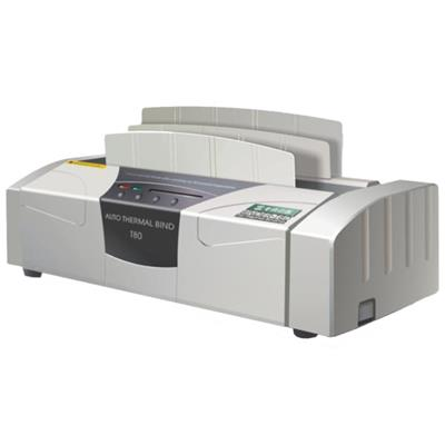 Image for QUPA T80 THERMAL BINDING MACHINE from City Stationery Office National