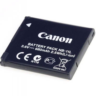 Image for CANON NB-11LH CAMERA BATTERY from Office National Kalgoorlie