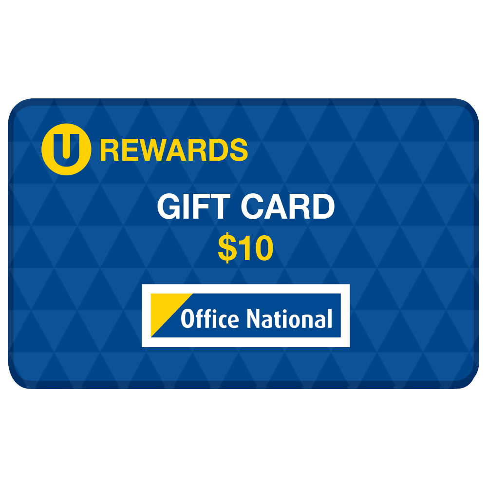 Image for U-REWARDS $10 CREDIT (5000 POINTS REQUIRED) from Page 5 Office National