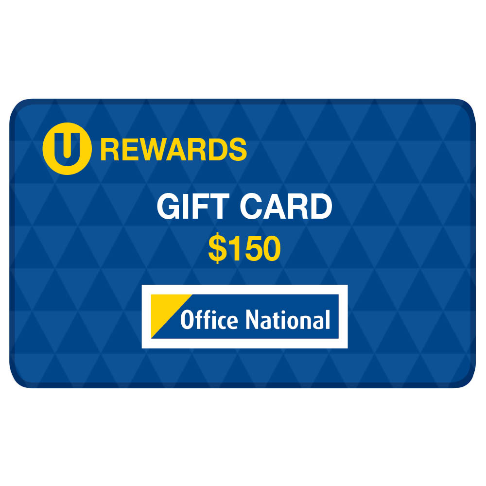 Image for U-REWARDS $150 CREDIT (45000 POINTS REQUIRED) from Page 5 Office National