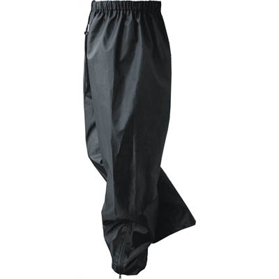Image for PRIME MOVER MP205 WET WEATHER LEISURE PANT BLACK LARGE TO EXTRA LARGE from Office National Port Augusta