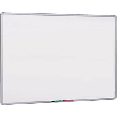 Image for VISIONCHART MAGNETIC PORCELAIN WHITEBOARD 1800 X 900MM from PaperChase Office National