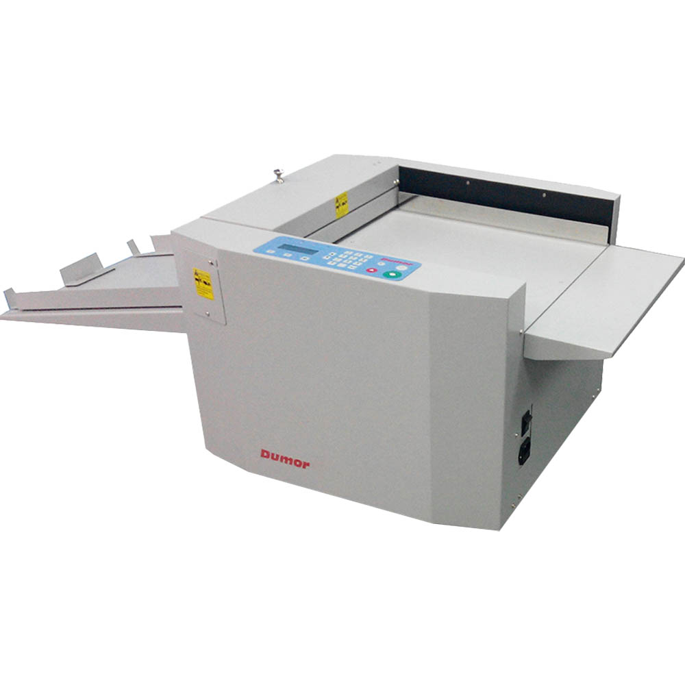 Image for DUMOR 330 A3 PAPER CREASING AND PERFORATING MACHINE from Page 5 Office National