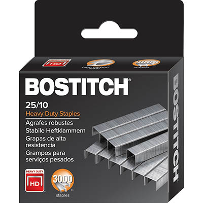 Image for BOSTITCH STAPLES 25/10 BOX 3000 from Aztec Office National