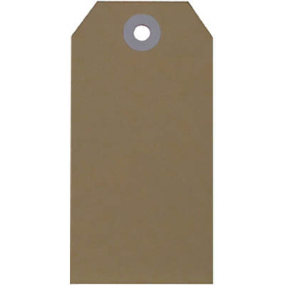 Image for ESSELTE SHIPPING TAGS SIZE 6 67 X 134MM BUFF BOX 1000 from OFFICE NATIONAL CANNING VALE, JOONDALUP & OFFICE TOOLS OPD