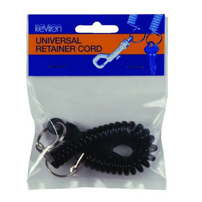 Image for KEVRON UNIVERSAL RETAINER CORD LARGE 240MM BLACK from Office National Capalaba