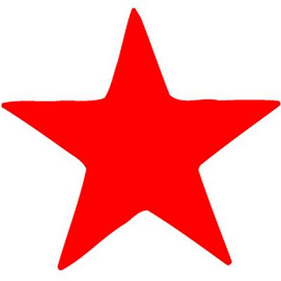 Image for XSTAMPER CE-16 MERIT STAMP STAR RED from Office National Kalgoorlie
