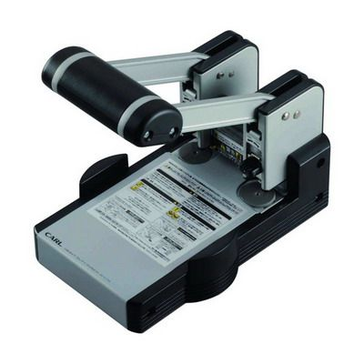 Image for CARL 2 HOLE PUNCH 100 SHEET CAPACITY from Aztec Office National