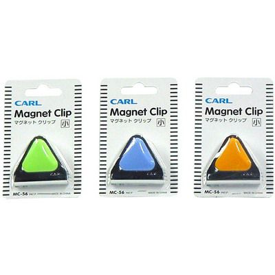 Image for CARL CLIP MAGNETIC 45MM GREEN from Page 5 Office National
