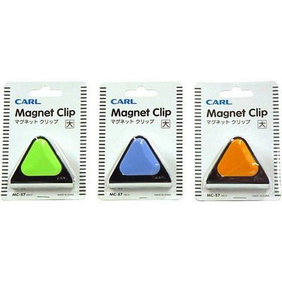 Image for CARL CLIP MAGNETIC 60MM ORANGE from Page 5 Office National