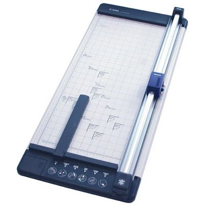 Image for CARL DC250 TRIMMER 20 SHEET CAPACITY A2 from OFFICE NATIONAL CANNING VALE, JOONDALUP & OFFICE TOOLS OPD