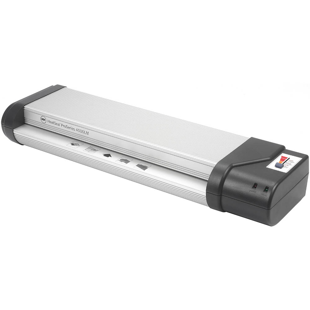 Image for GBC H4000LM HEATSEAL PRO LAMINATOR A2 from City Stationery Office National