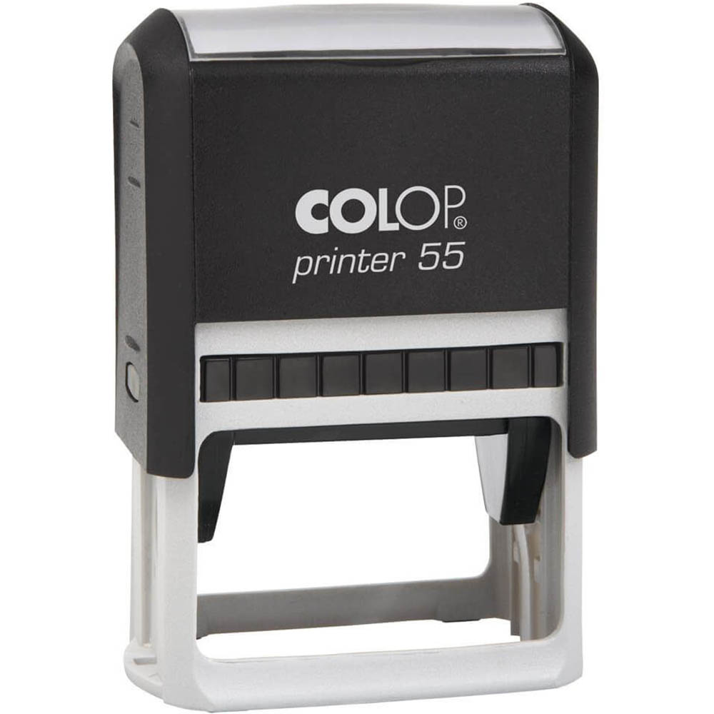 Image for COLOP P55 PRINTER SELF-INKING CUSTOM MADE STAMP 60 X 40MM from City Stationery Office National