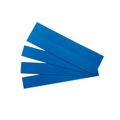 Image for QUARTET STRIPS MAGNETIC 22 X 150MM BLUE PACK 25 from Page 5 Office National