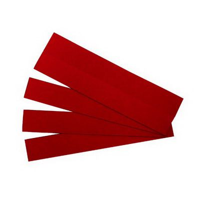 Image for QUARTET MAGNETIC STRIPS 22 X 150MM RED PACK 25 from Page 5 Office National