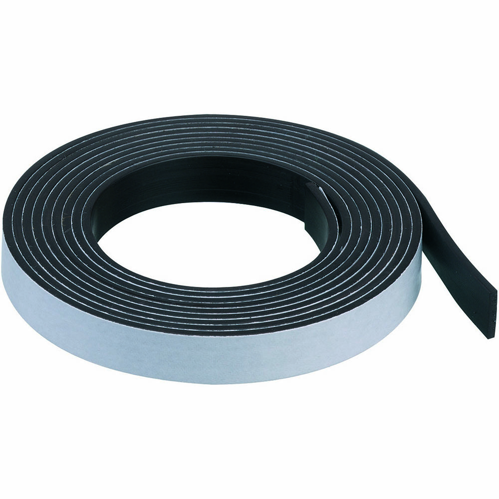 Image for QUARTET MAGNETIC TAPE ROLL 2.1M BLACK from Page 5 Office National