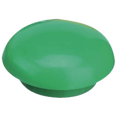Image for QUARTET MAGNETIC BUTTONS 20MM GREEN PACK 10 from Page 5 Office National