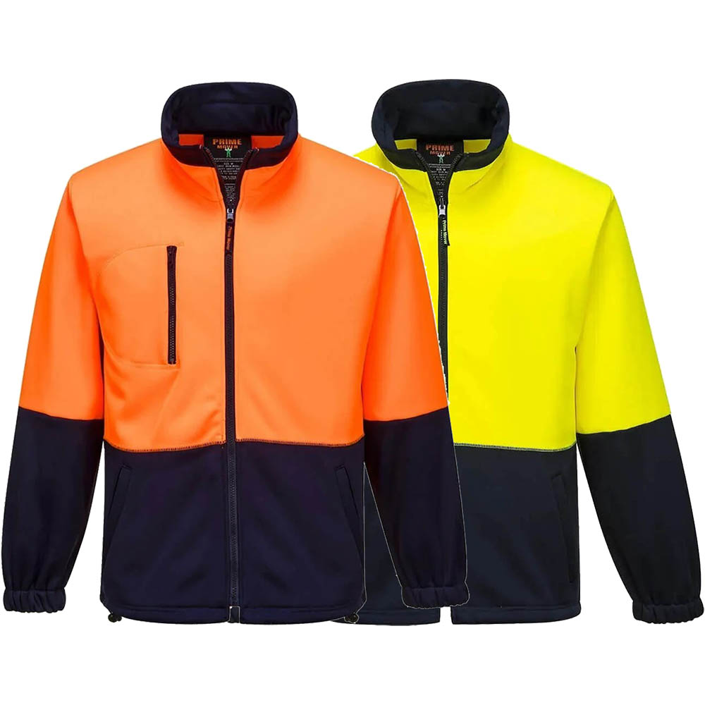 Image for PRIME MOVER MH315/MF315 WATER REPELLENT BRUSH FLEECE JACKET from OFFICE NATIONAL CANNING VALE, JOONDALUP & OFFICE TOOLS OPD