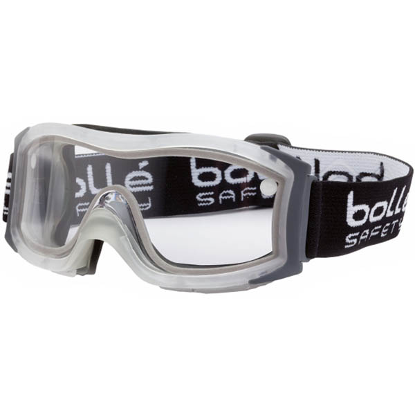 Image for BOLLE SAFETY VAPOUR DUO SAFETY GOGGLE CLEAR LENS from Axsel Office National