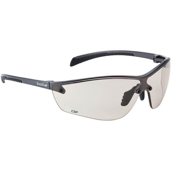 Image for BOLLE SAFETY SILIUM PLUS SAFETY GLASSES CSP LENS from Ezi Office Supplies Gold Coast