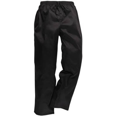 Image for PORTWEST C070 DRAWSTRING CHEF TROUSERS from OFFICE NATIONAL CANNING VALE, JOONDALUP & OFFICE TOOLS OPD