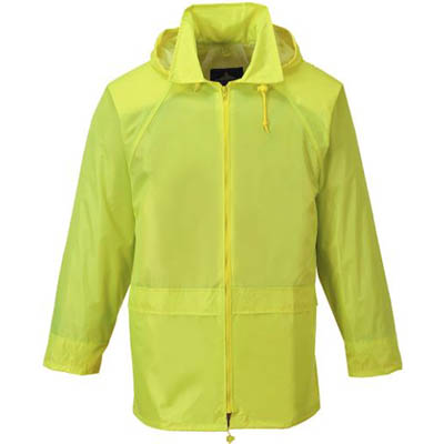 Image for PORTWEST S440 CLASSIC RAIN JACKET from OFFICE NATIONAL CANNING VALE, JOONDALUP & OFFICE TOOLS OPD