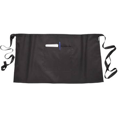Image for PORTWEST S845 BAR APRON BLACK from Ezi Office Supplies Gold Coast