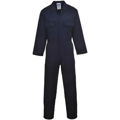 Image for PORTWEST S999 EURO WORK POLYCOTTON COVERALL from Axsel Office National