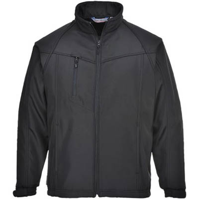 Image for PORTWEST TK40 OREGON SOFTSHELL 2 LAYER JACKET from Office National Capalaba