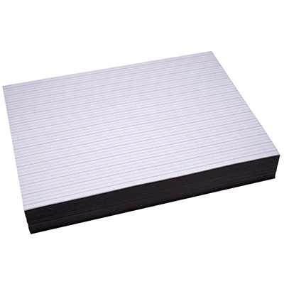 Image for QUILL LOOSE REFILL PAD DOTTED THIRDS 18MM 70GSM 500 SHEETS A4 from Paul John Office National