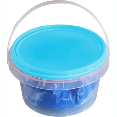 Image for RAINBOW FOAM JAR 110G BRIGHT BLUE from OFFICE NATIONAL CANNING VALE, JOONDALUP & OFFICE TOOLS OPD