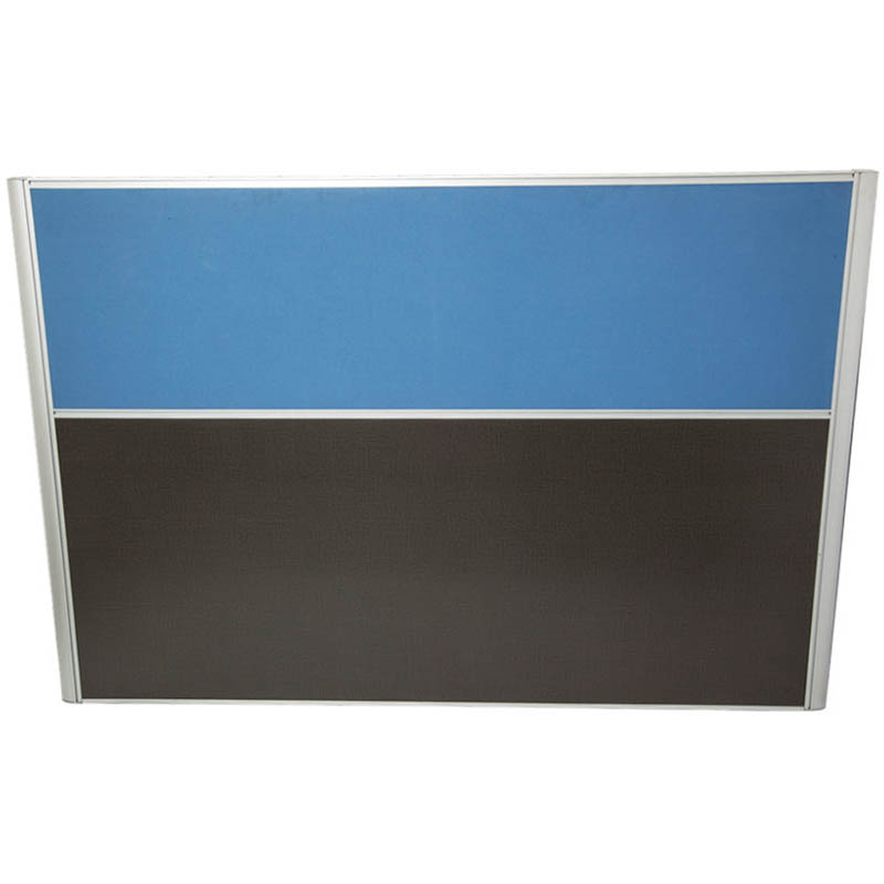 Image for RAPID SCREEN 1200 X 1250MM LIGHT BLUE from Office National Hobart